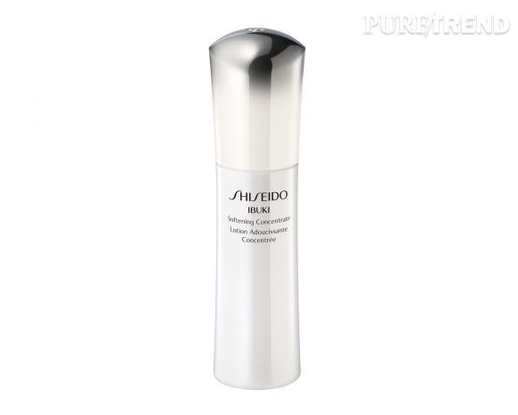 Lotion Adoucissante Concentrée Ibuki by Shiseido
