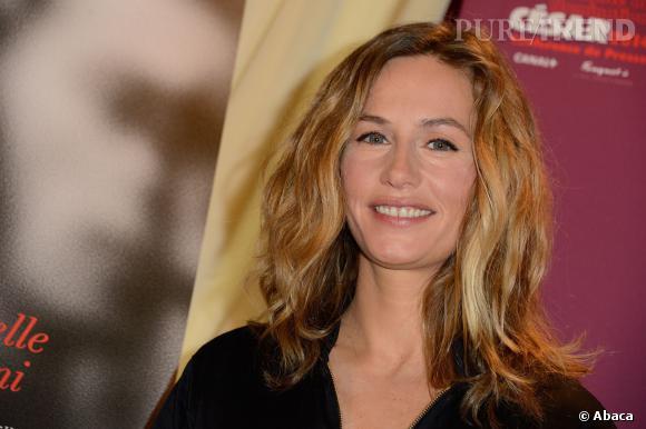 Cécile de France pour les nominations des César 2014, un canon de beauté.