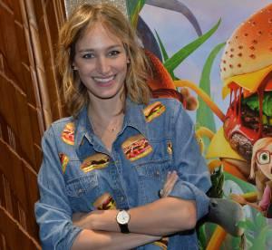 Pauline Lefèvre : l'ex-Miss Météo aime les burgers et ça se voit !