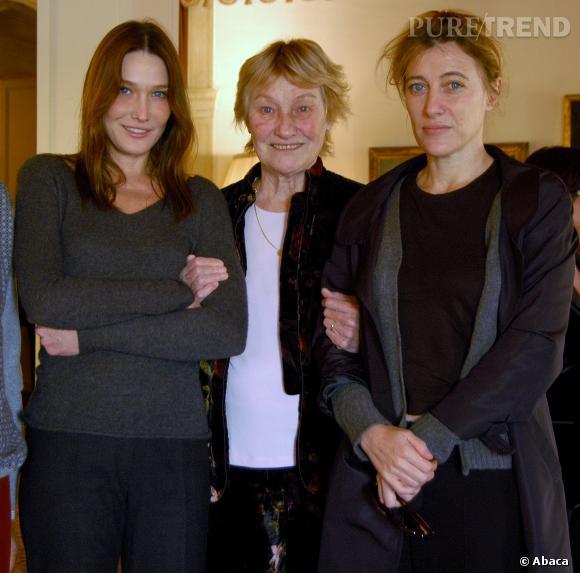 Marisa Borini, la mère de Carla Bruni n'a pas mâché ses mots pour parler de l'attitude de François Hollande envers Valérie Trierweiler et la nomination aux Césars de Julie Gayet.