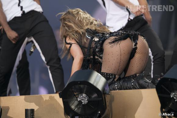 Jennifer Lopez a même assuré ses arrières.