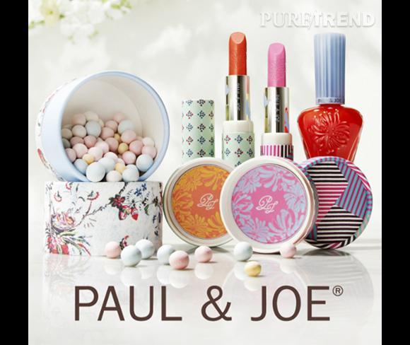 """La nouvelle collection printemps-été de Paul & Joe, """"My Secret Garden"""", disponible chez Asos."""