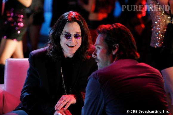 Ozzy Osbourne joue son propre rôle dans Les Experts Las Vegas aux côtés de son groupe Black Sabbath.