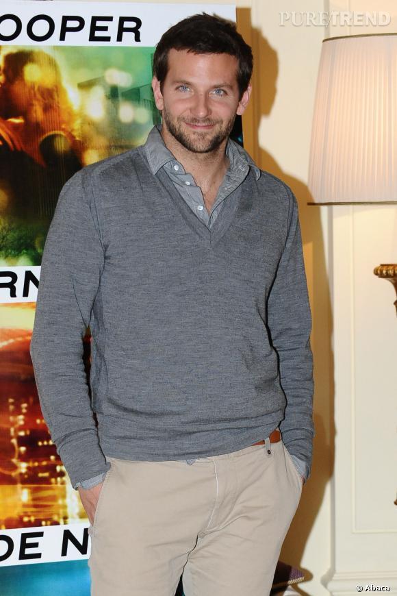 Bradley Cooper et les réseaux sociaux ? Très peu pour lui.