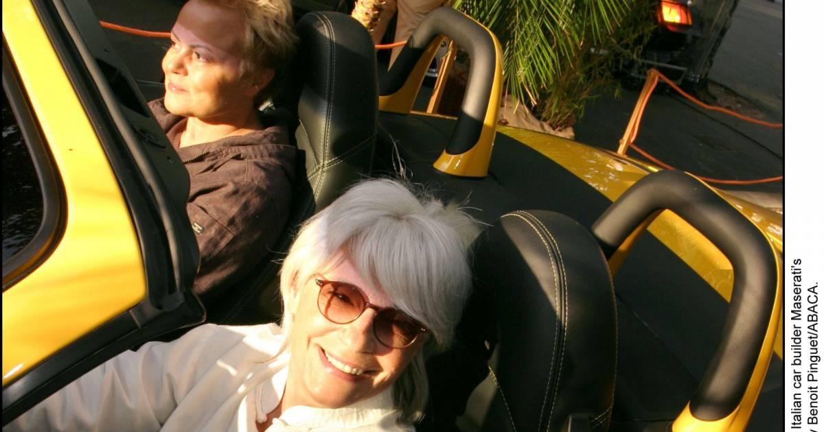 Avant d 39 tre avec anne le nen muriel robin a eu une for Muriel robin le salon de coiffure