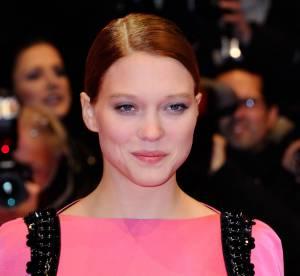 Berlinale 2014 : Léa Seydoux, poupée flashy du Grand Budapest Hotel