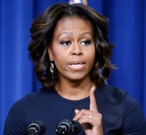 Michelle Obama : ses conseils de mère... à Justin Bieber !