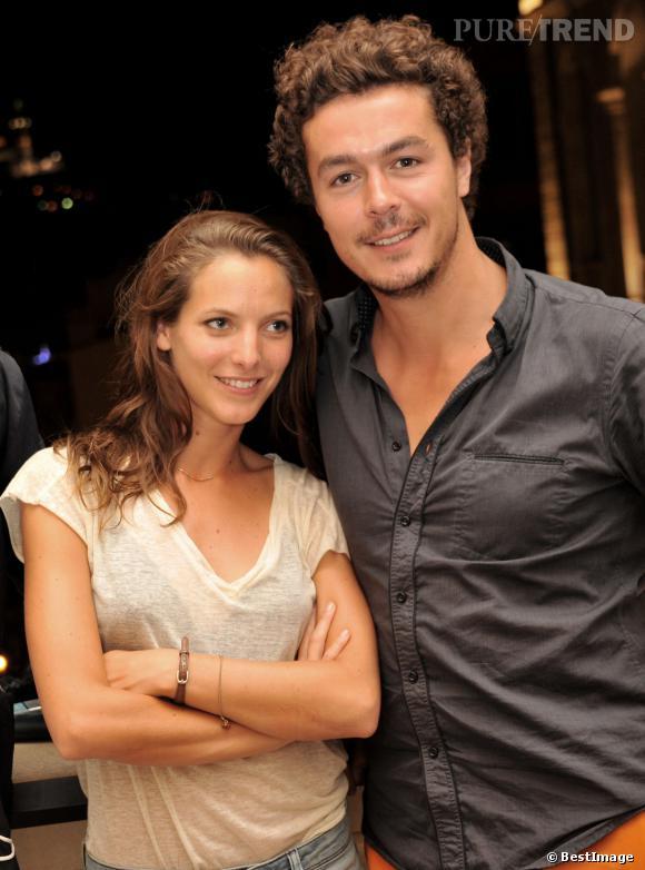 Elodie Varlet et son compagnon, le comédien Jérémie Poppe, attendent leur premier enfant pour la mi-avril.