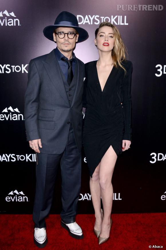 Amber Heard et Johnny Depp sont-ils fiancés ?