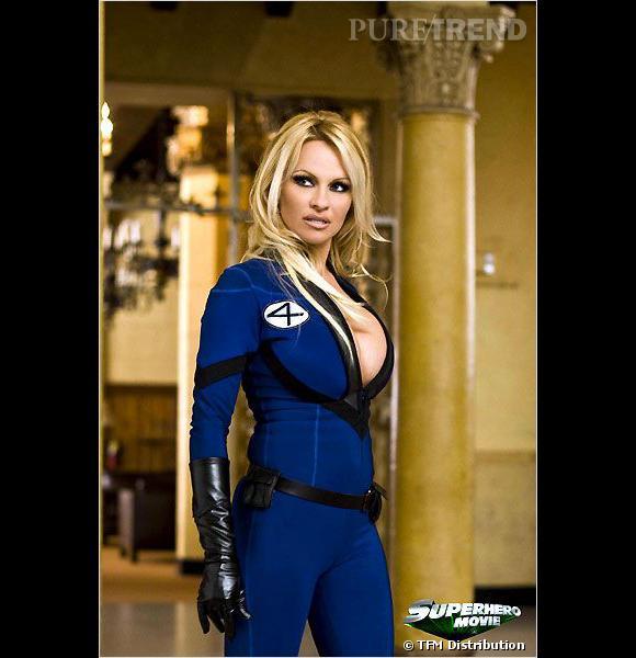 Pamela Anderson, l'éternelle bimbo ?