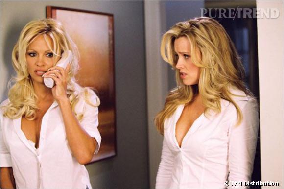 Pamela Anderson est habituée aux rôles de bimbo dans les films, lorsqu'elle ne joue pas son propre rôle.