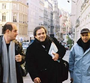 """Les Inconnus, aujourd'hui à l'affiche des """"Trois Frères, le retour""""."""
