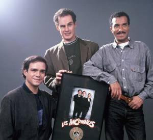 Les Inconnus, le trio de comiques le plus connu de l'Hexagone.