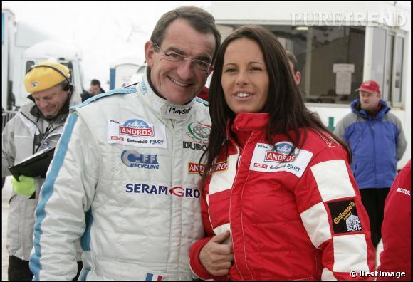Nathalie Marquay et Jean-Pierre Pernaut, des amoureux de sports extrêmes.