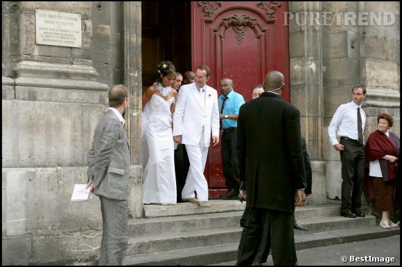 Nathalie Marquay et Jean-Pierre Pernaut : Monsieur et Madame Pernaut.