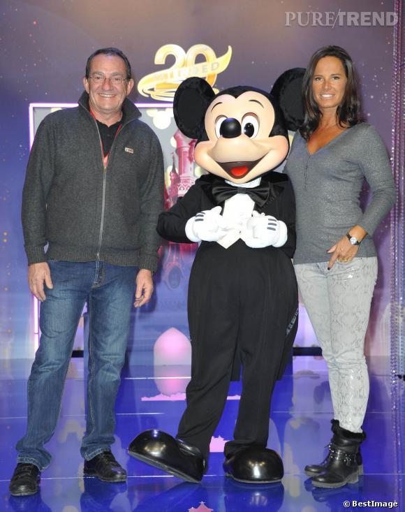 Seul Mickey pourrait séparer Nathalie Marquay et Jean-Pierre Pernaut.