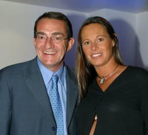Nathalie Marquay et Jean-Pierre Pernaut, un couple très uni.