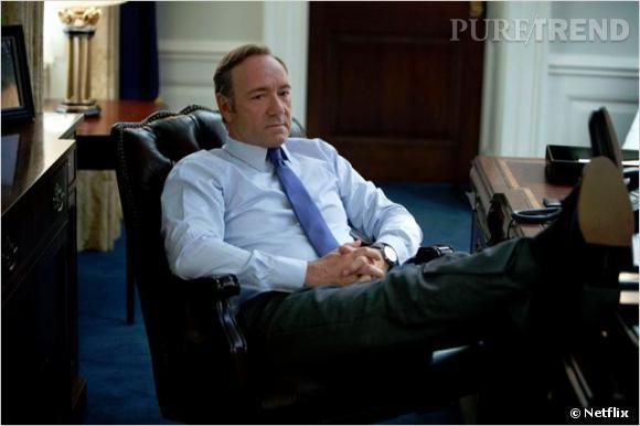 """Barack Obama, fasciné par Frank Underwood  En tout cas, il a demandé à ne voir aucun spoilers de """"House of Cards"""" saison 2."""