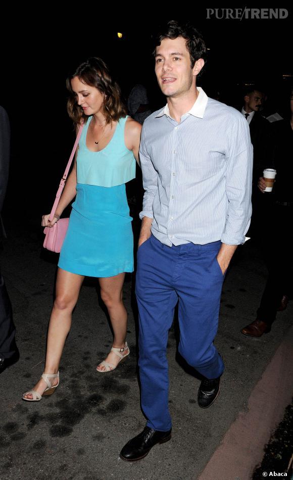 Adam Brody et Leighton Meester mariés en secret en février 2014 ?