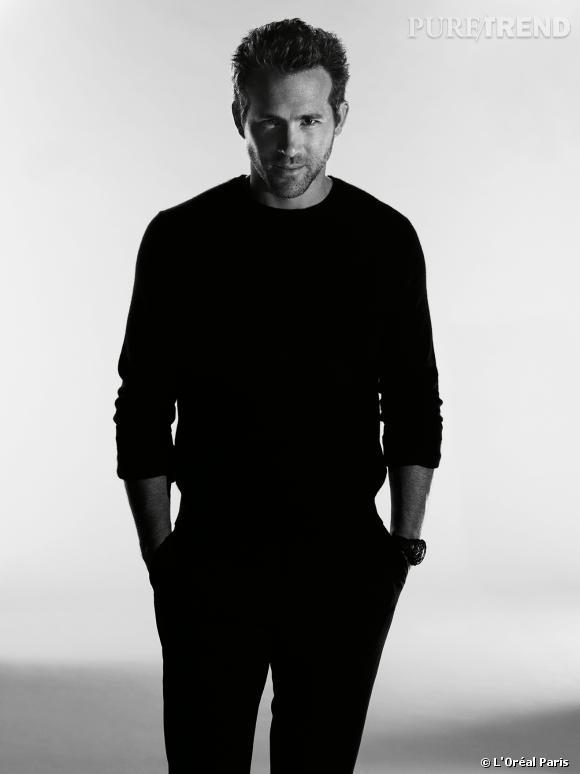 Ryan Reynolds devient le nouveau porte-parole l'Oréal Paris pour la gamme Men Expert.