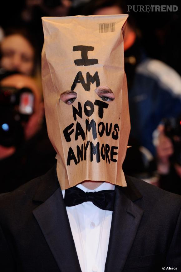 """Shia LaBeouf, l'acteur de """"Transformers"""" en pleine descente aux enfers."""