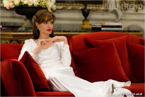 """La dernière fois qu'Angelina Jolie était à l'écran, c'était dans """"The Tourist"""", en 2010."""