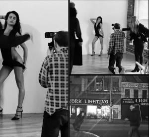 Lea Michele, brûlante sous l'objectif de Terry Richardson pour V Magazine