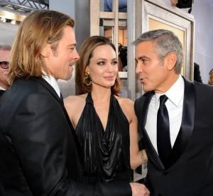 George Clooney, révérend pour le mariage d'Angelina Jolie et Brad Pitt ?