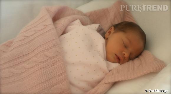 La petite fille de la Princesse Madeleine de Suède est née le 20 février 2014 et se prénomme Leonore Lilian Maria.