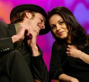 Mila Kunis et Ashton Kutcher fiancés : l'actrice vend la mèche !