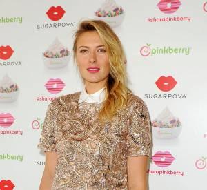Maria Sharapova, jambes à tomber et teint doré : la bombe de Sugarpova