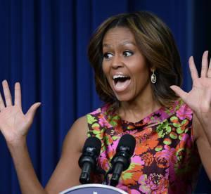"""Michelle Obama : ses 1ers pas d'actrice pour """"Parks & Recreation"""" saison 6"""