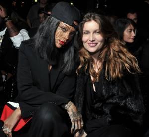 """Rihanna et Laetita Casta : les amantes de """"Te Amo"""" réunies chez Givenchy"""