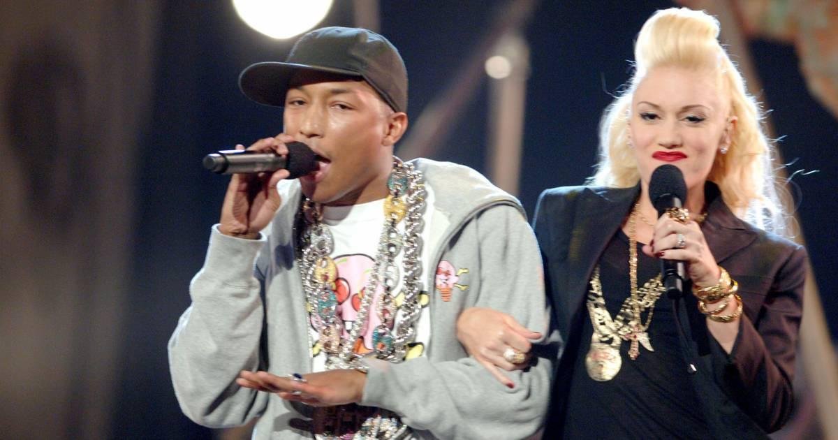 Pharrell williams et sa copine gwen stefani il choisit la sobri t d 39 un - Casquette pharrell williams ...