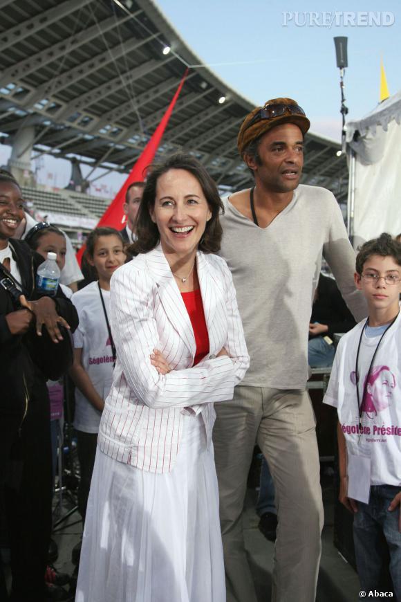 En 2007, il accorde son soutien à Ségolène Royal.