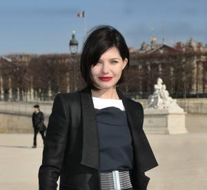 Delphine Chanéac : la brunette sexy du petit écran en 20 looks