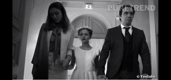Julie Gayet et Alexandre Astier jouent dans un court-métrage contre le mariage forcé.