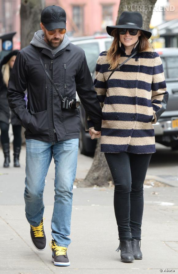 Olivia Wilde et Jason Sudeikis vont avoir un petit garçon.