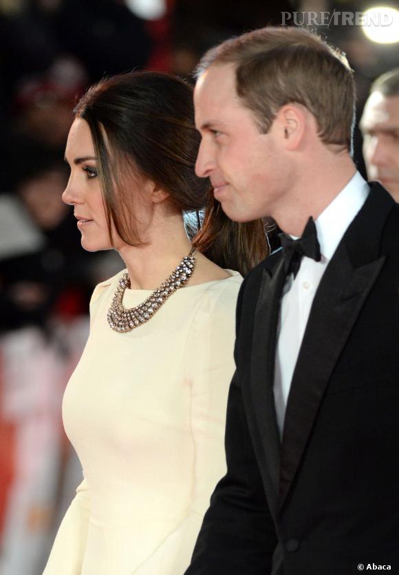 Kate Middleton, enceinte de son deuxième enfant en 2014 ? C'est faux selon Prince William.