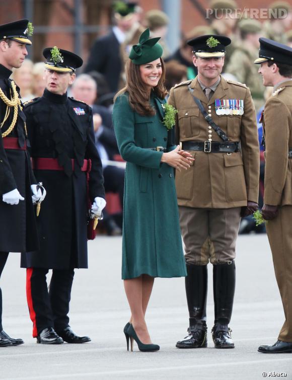 Kate Middleton n'est pas enceinte de son deuxième enfant et encore moins de jumeaux !