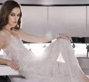 Keira Knightley, divine dans le nouveau spot 2014 du parfum Coco Mademoiselle, réalisé par Joe Wright.