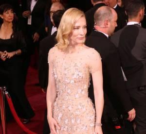 Cate Blanchett : sa tenue à 18,1 millions de dollars aux Oscars 2014