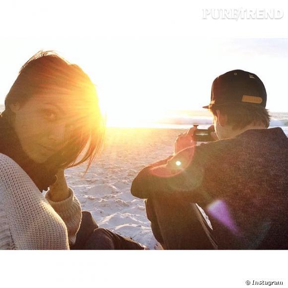 Shy'm toujours aussi active sur Instagram, elle partage les magnifiques paysages de l'Afrique du Sud avec ses fans.