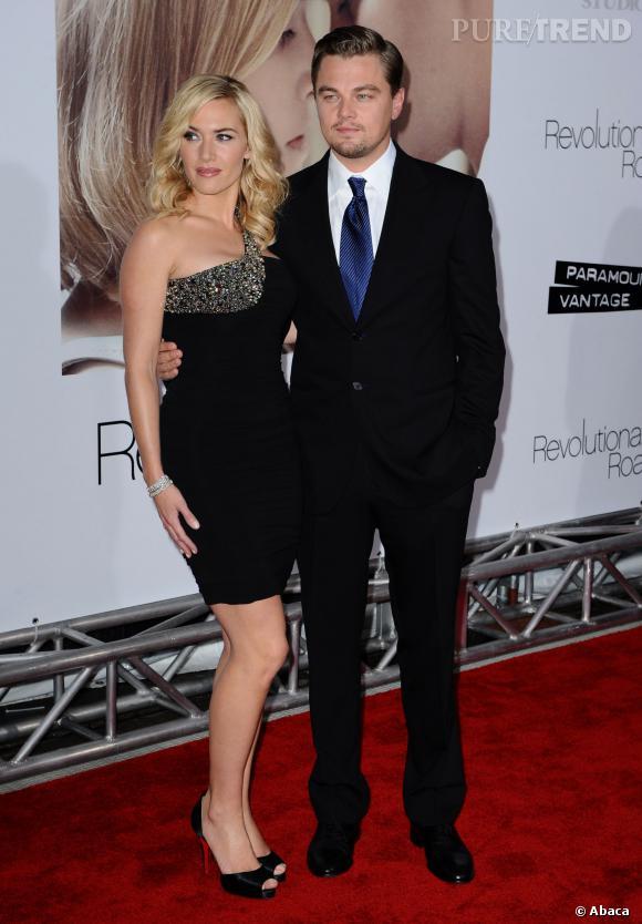 Kate Winslet et Leonardo DiCaprio, meilleurs amis dans la vie.