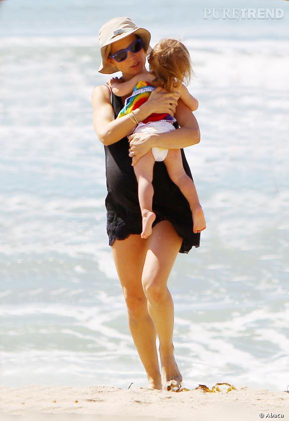 Elsa Pataky est déjà maman de la petite India Rose, née en mai 2012.