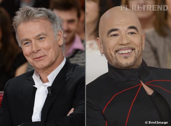 Franck Dubosc et Pascal Obispo, premiers invités du nouveau talk show d'M6 diffusé le 29 mars 2014