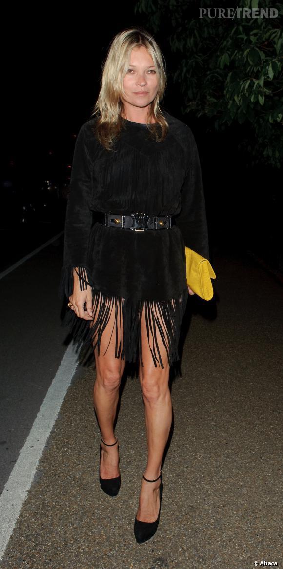 Kate Moss évidemment !
