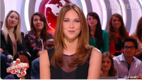 Ophélie Meunier le 31 mars 2014 a créé le buzz sur les réseaux sociaux.
