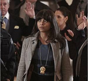 """L'inspecteur Carter viendra-t-elle à bout de """"HR"""" ?"""