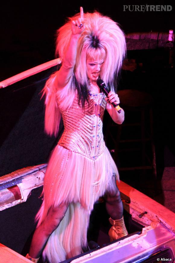 Neil Patrick Harris, ne perd rien de son charisme en robes et perruques pour incarner Hedwig, un transexuel chanteur de rock.